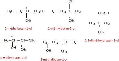 Stereochimie Representation De Cram Carbone Asymetrique Isomeres