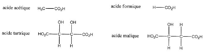 01e50af1bec M( acide tartrique )   4 12+6+6 16   150 g mol soit 0